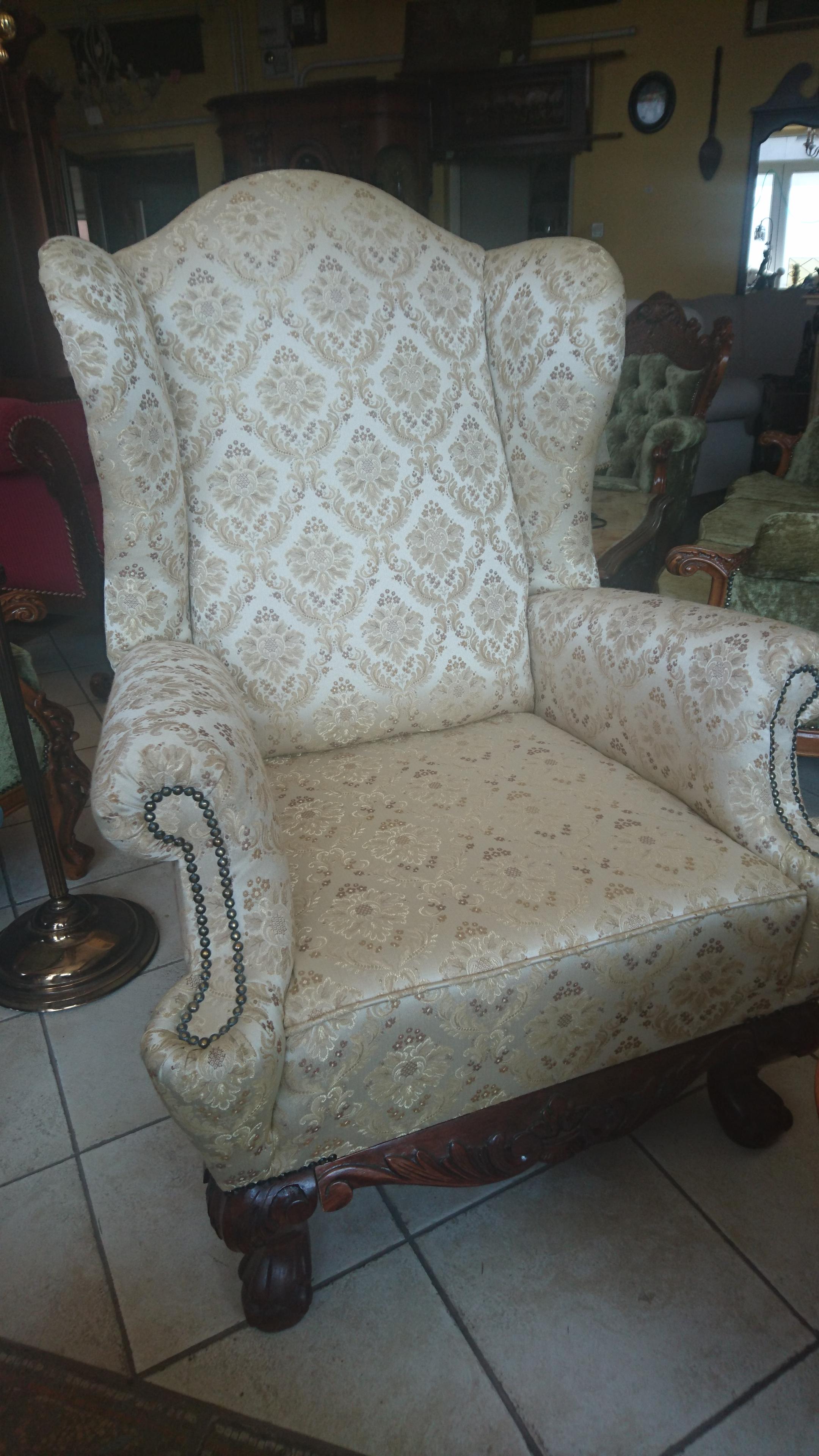 Füles fotel bükkfából Világos füles fotel Viktória füles fotel b371f30669